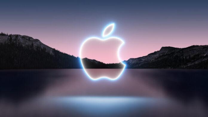 Apple california streaming event wallpaper