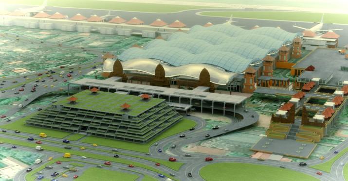 bali international airport